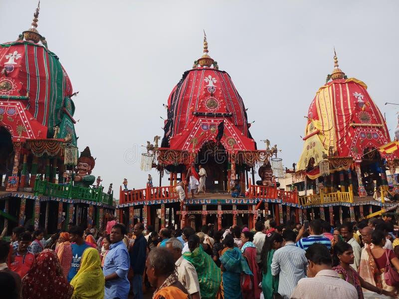 Ratha yatra. Puri dhama gundicha yatra stock images