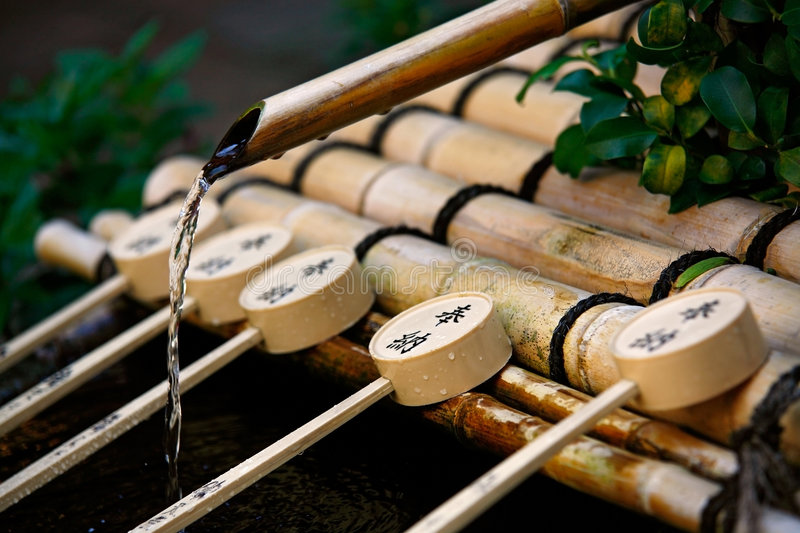 Download Purification Fountain Royalty Free Stock Image - Image: 1775726
