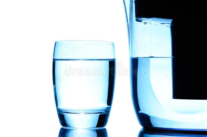Purify a água foto de stock