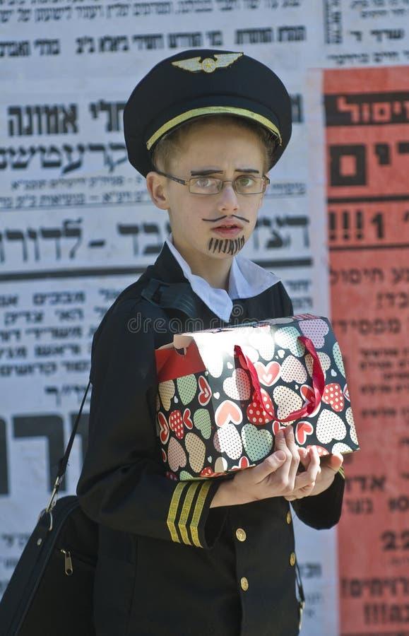 Download Purim in Mea Shearim editorial stock photo. Image of festival - 26556133