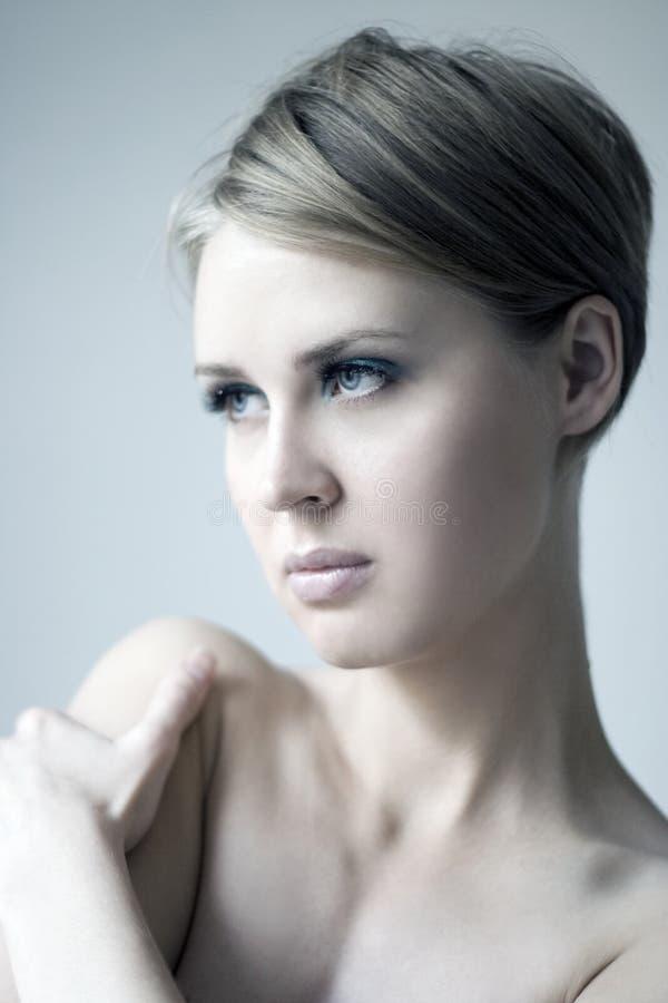 Download The Purity stock photo. Image of beauty, cheerful, femininity - 11884656