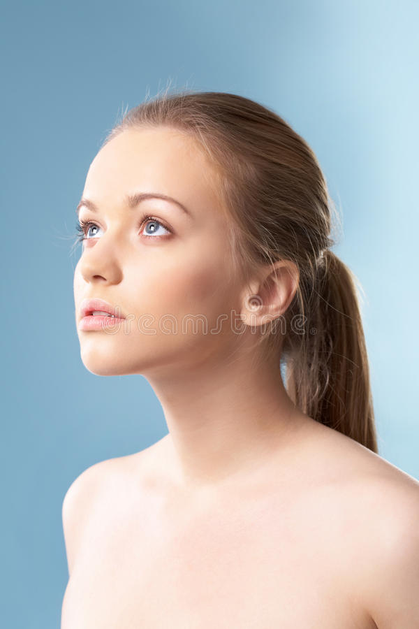 Download Purity stock image. Image of clear, fresh, blond, beautiful - 18507757