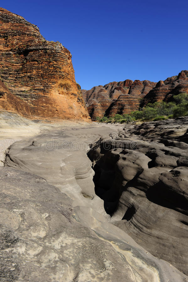 Purnululu NP Royalty Free Stock Images
