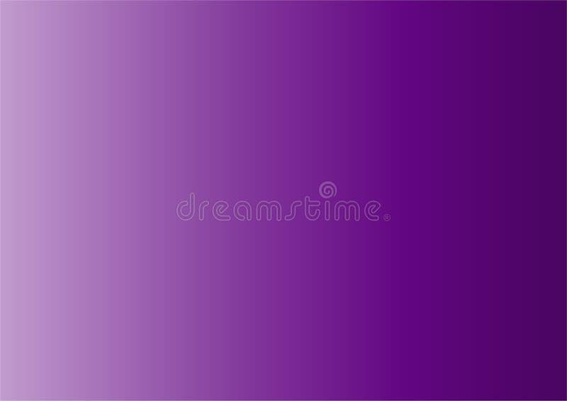 Purper abstract achtergrond ontworpen licht aan dark royalty-vrije illustratie