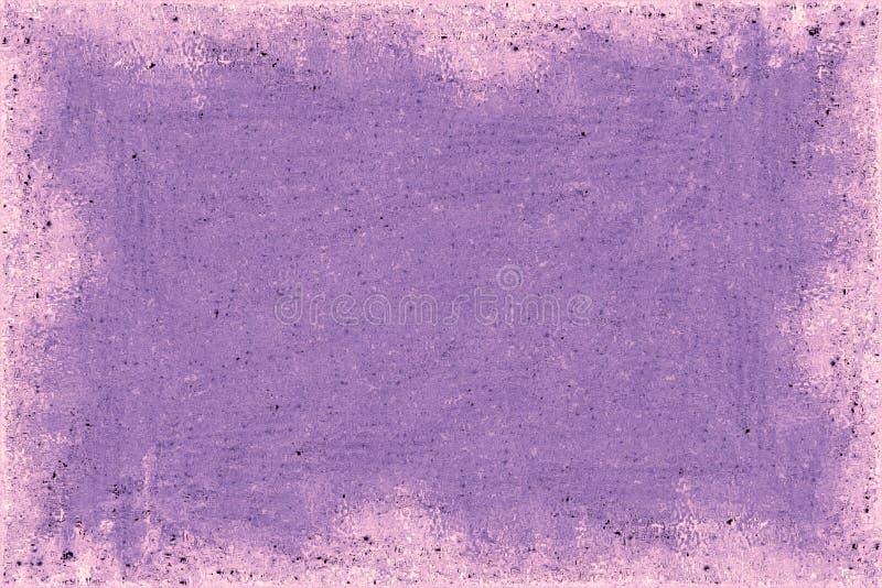 Purper Frame royalty-vrije illustratie