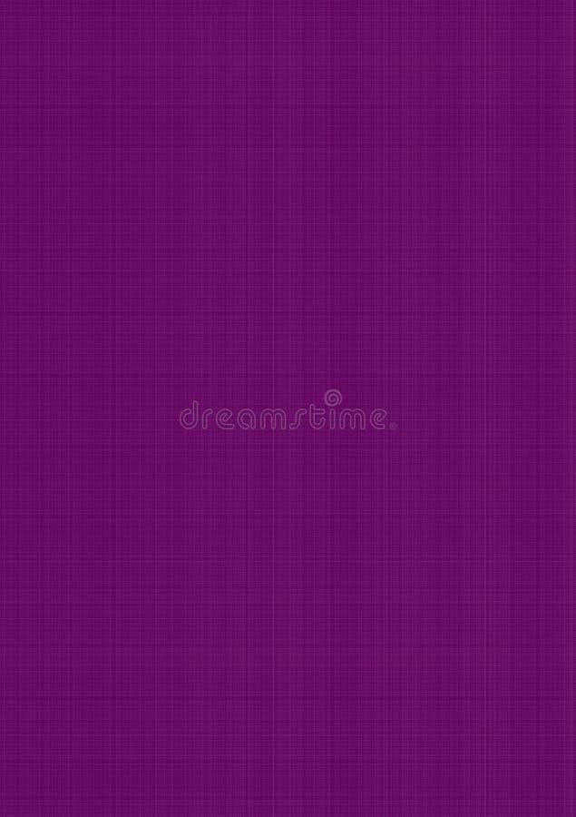 Purper gekleed geweven behang als achtergrond royalty-vrije illustratie