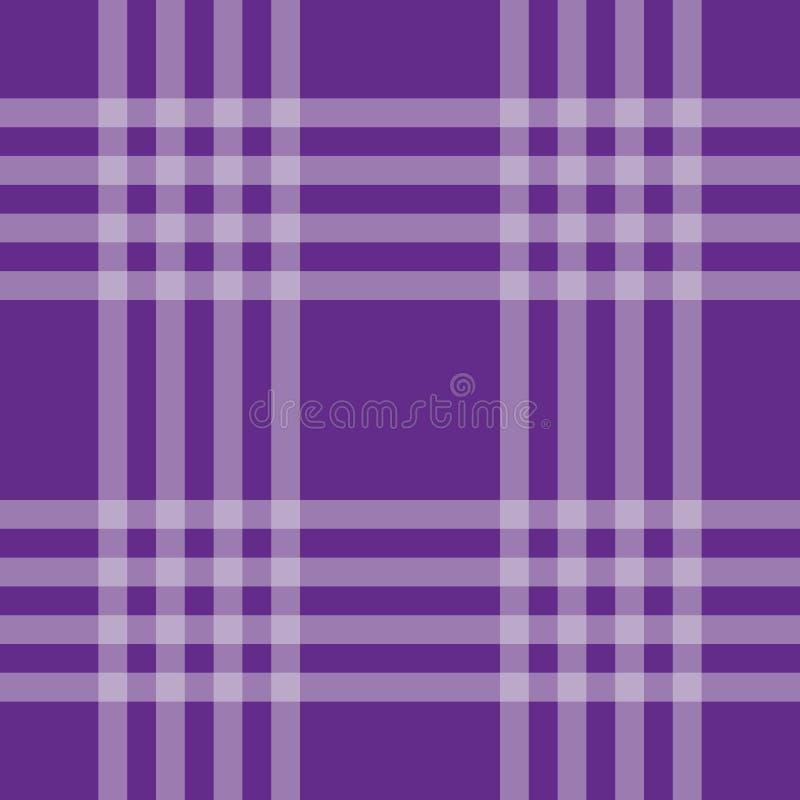 Purper lijnpatroon stock afbeelding