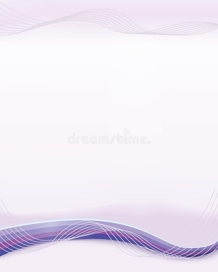Purpere abstracte achtergrond vector illustratie