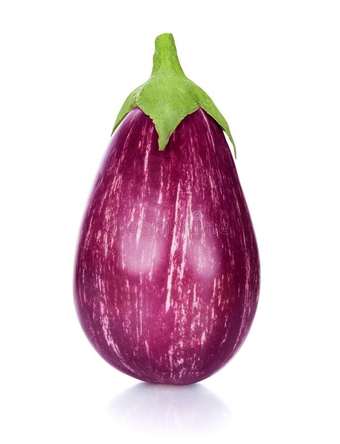 Purpere aubergine royalty-vrije stock foto