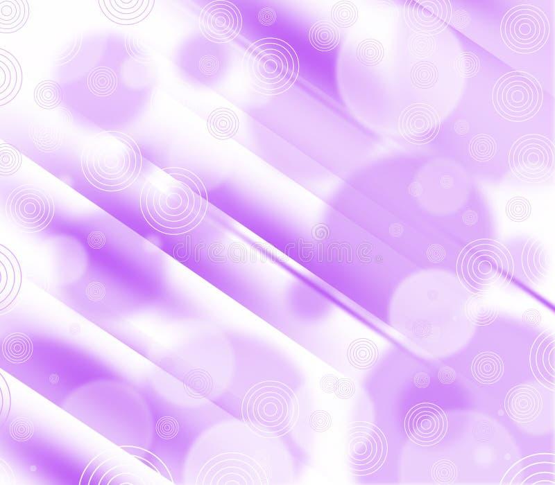 Purpere en witte textuur stock illustratie