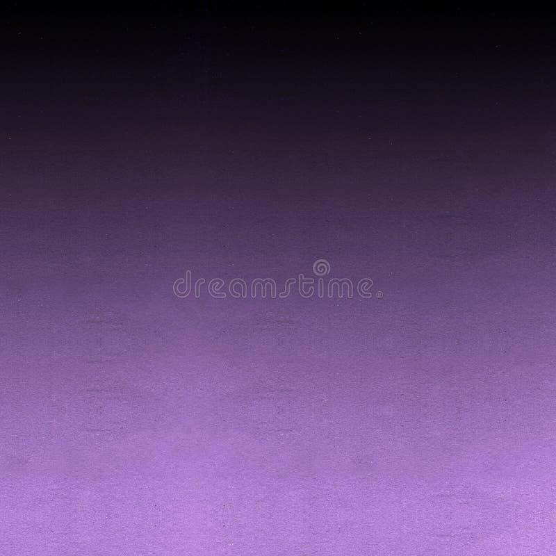 Purpere gradiëntachtergrond Violette document textuur stock afbeeldingen