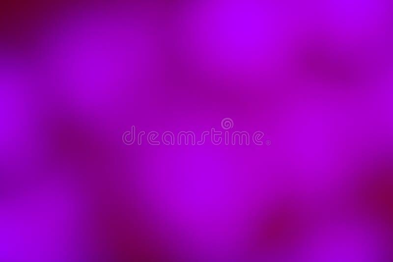 Purpere kleur van onscherp licht voor achtergrond stock fotografie