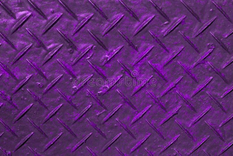Purpere oude antislip oppervlaktetextuur - leuke abstracte fotoachtergrond royalty-vrije stock foto