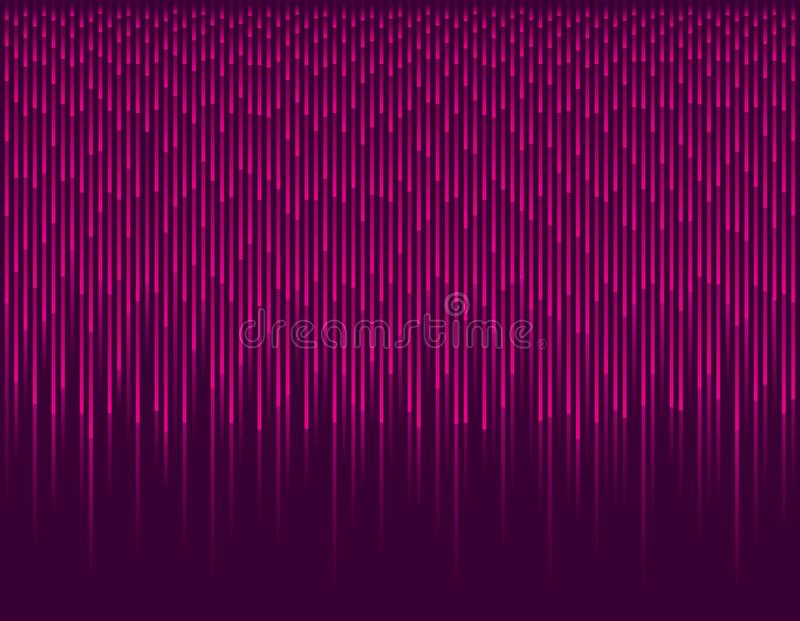 Purple abstract modern background with vertical lines. Cover Design template for the presentation, brochure, web, banner, catalog vector illustration