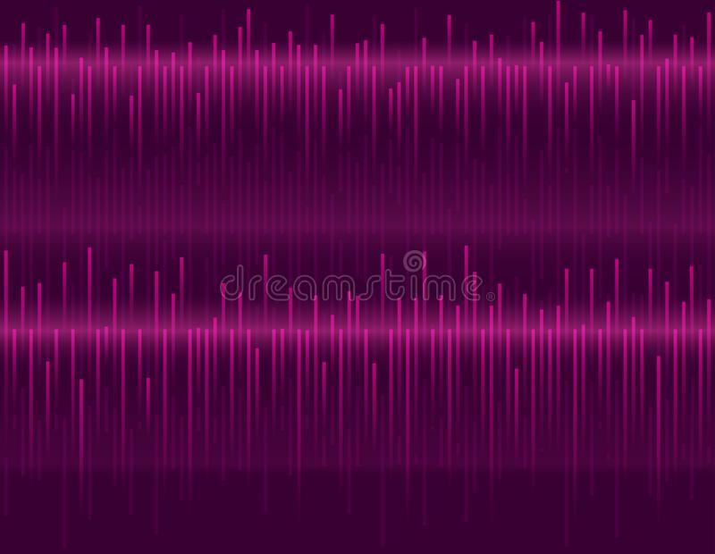 Purple abstract modern background with vertical lines. Cover Design template for the, presentation, brochure, web, banner, catalog vector illustration