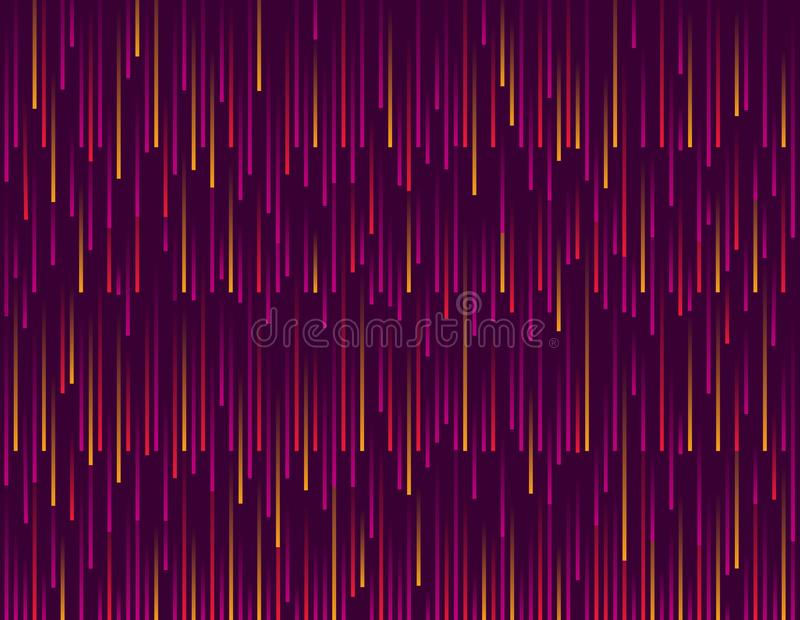 Purple abstract modern background with vertical lines. Background of pink lines. Cover Design template for the presentation, vector illustration