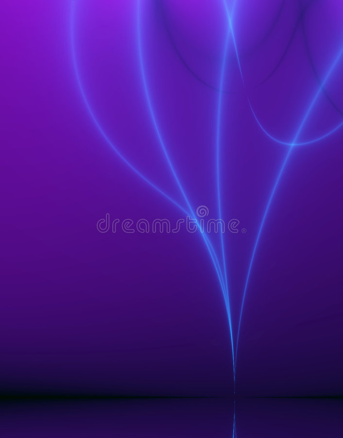 Free Purple And Blue Abstract Design With Light Effect Stock Photo - 3137270