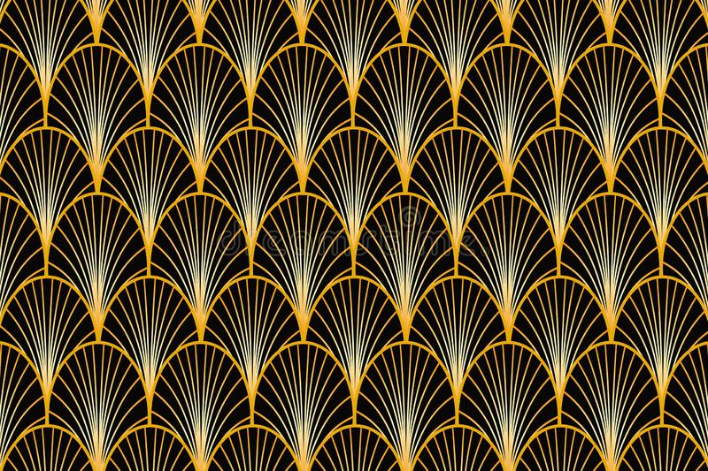 Purple Art deco background. Art deco pattern background royalty free stock photography