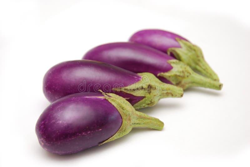 Download Purple Baby Eggplants stock image. Image of food, background - 9161719
