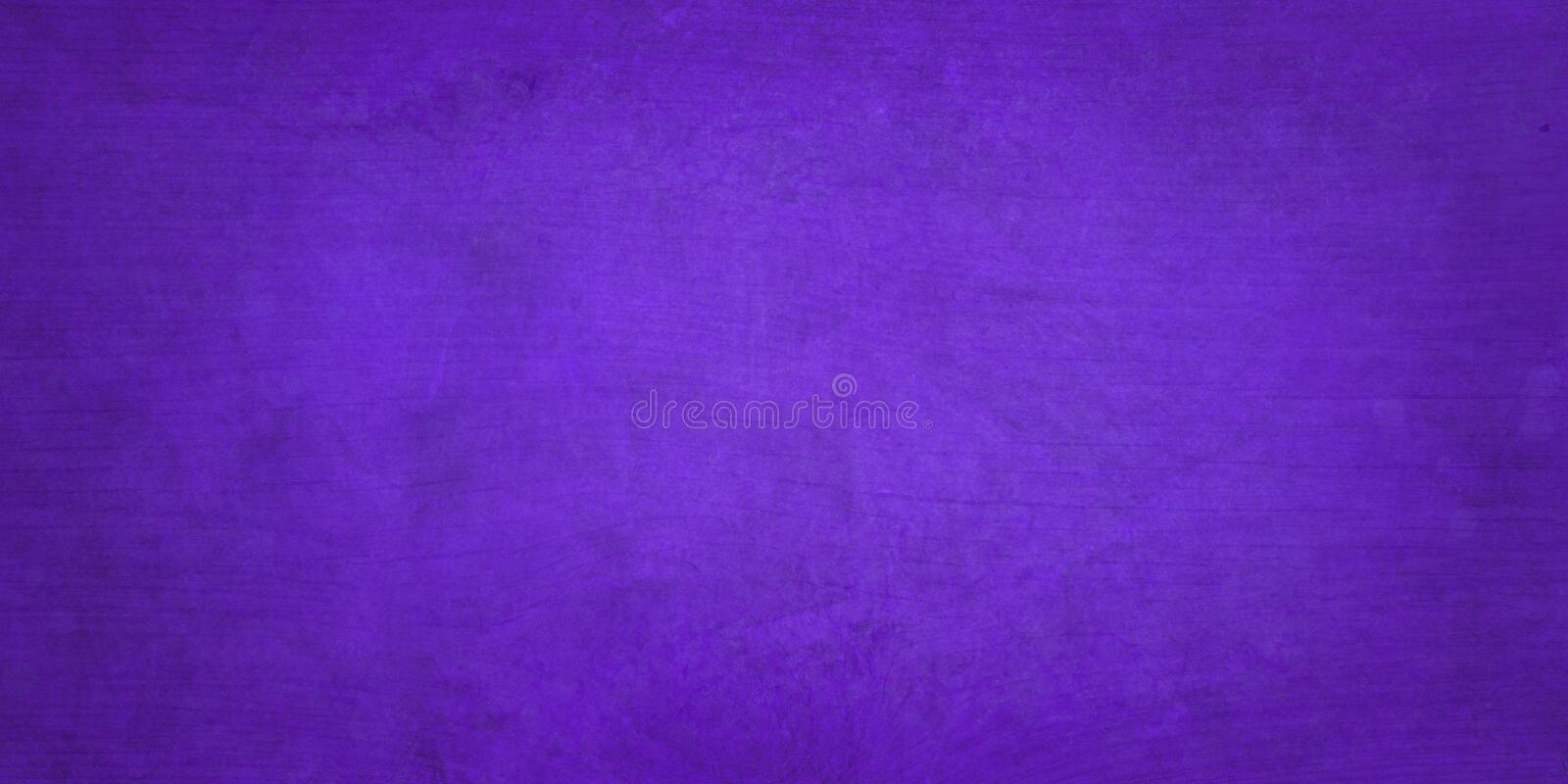 Purple background with faint weathered barn wood texture and old vintage grunge. Design royalty free stock images