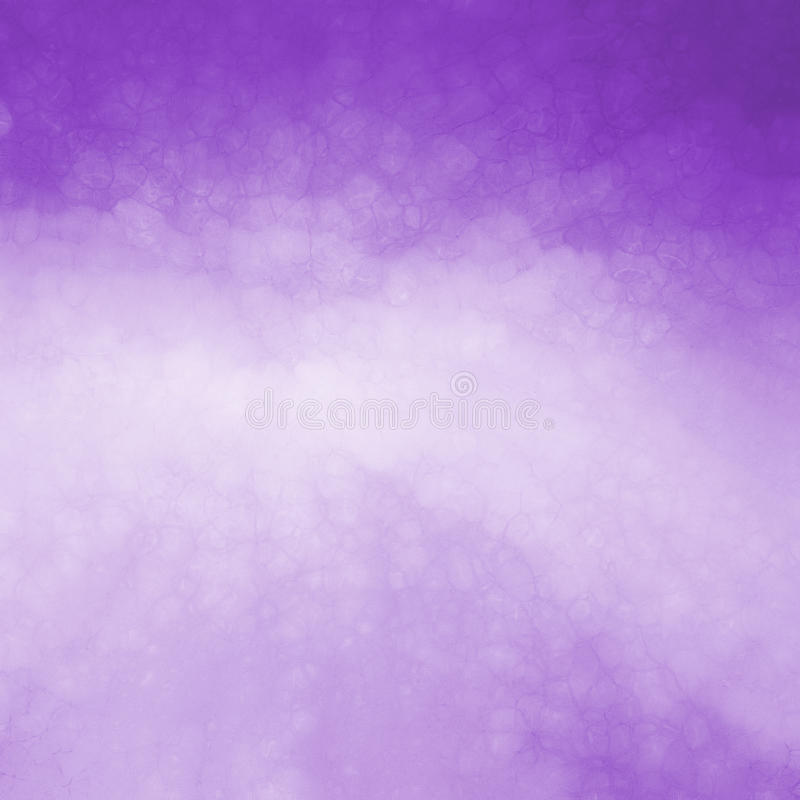 Purple background with light purple center and crackled glass texture design. Abstract purple background with crackled glass texture and light purple color