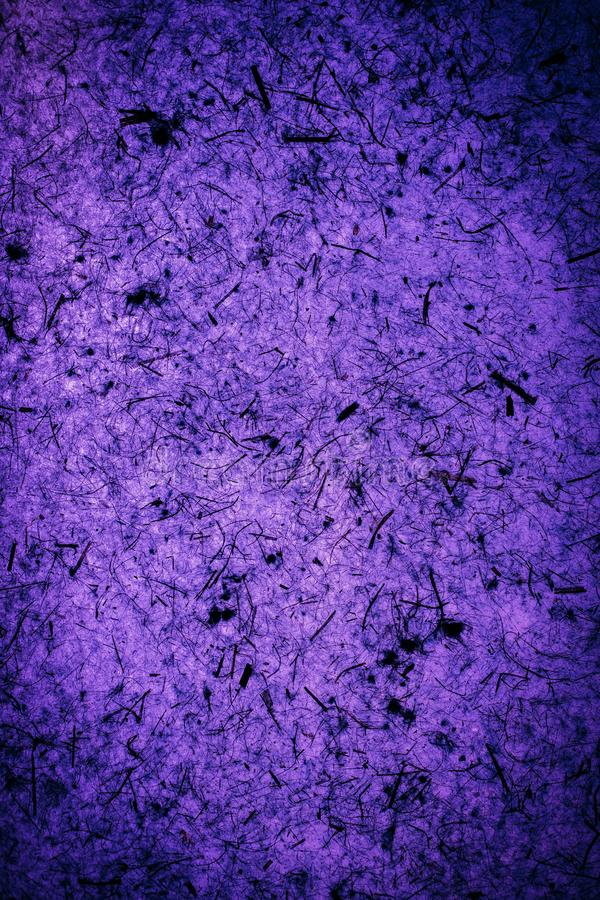Purple background and texture for design. Closeup view of purple background made with recycled paper. Purple texture for designers vector illustration