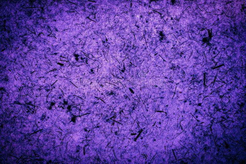 Purple background and texture for design. Closeup view of purple background made with recycled paper. Purple texture for designers royalty free illustration