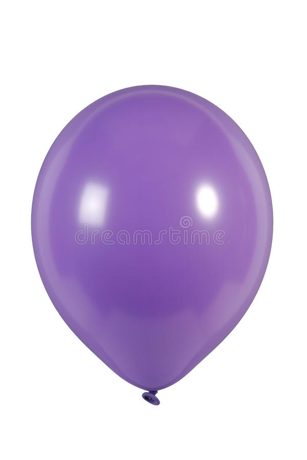 Free Purple Balloon Royalty Free Stock Photography - 51281107