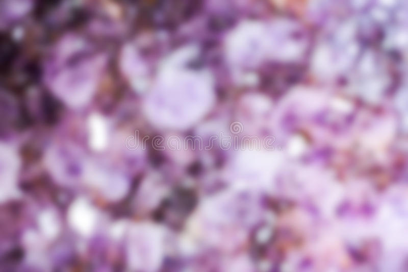 Purple blurred background. Purple blue blurred bokeh background royalty free stock images