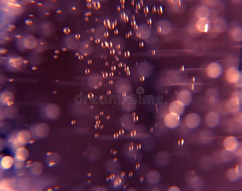 Purple Bubbles. Abstract stock images