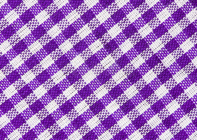 Purple silk fabric texture royalty free stock image
