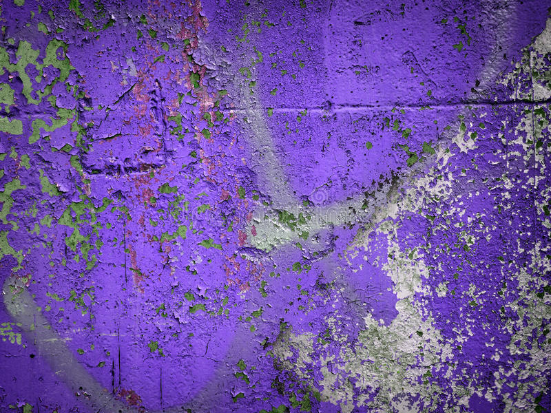 Purple concrete wall background abstrac royalty free stock photography