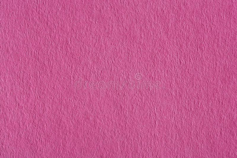 Purple cotton fabric texture background, pattern of natural canvas. stock images