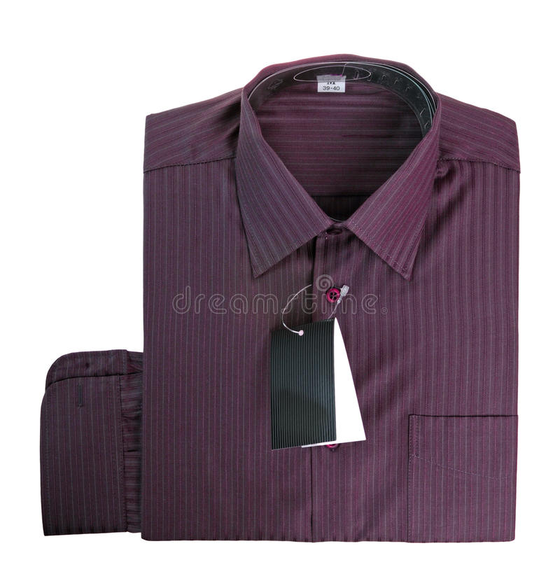 Download Purple Cotton Shirt Royalty Free Stock Images - Image: 12878539
