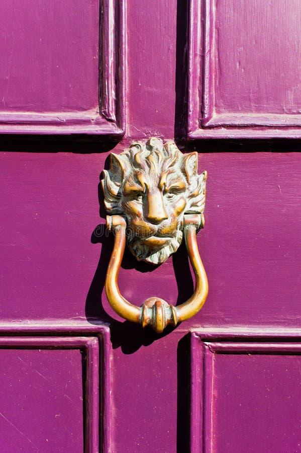 Download Purple door stock photo. Image of gold estate gate - 62414326 & Purple door stock photo. Image of gold estate gate - 62414326
