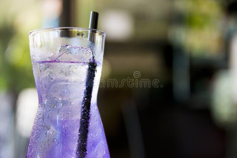 Purple Drink royalty free stock photo