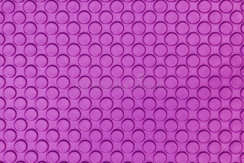Purple Eva foam texture stock images
