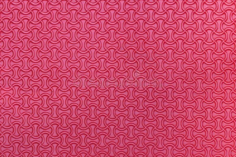 Purple Eva foam texture stock image