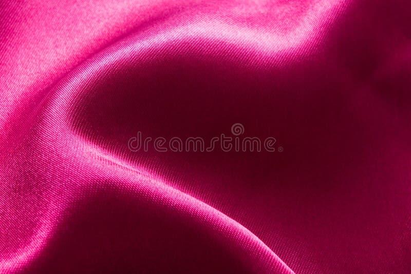 Purple fabric stock photography