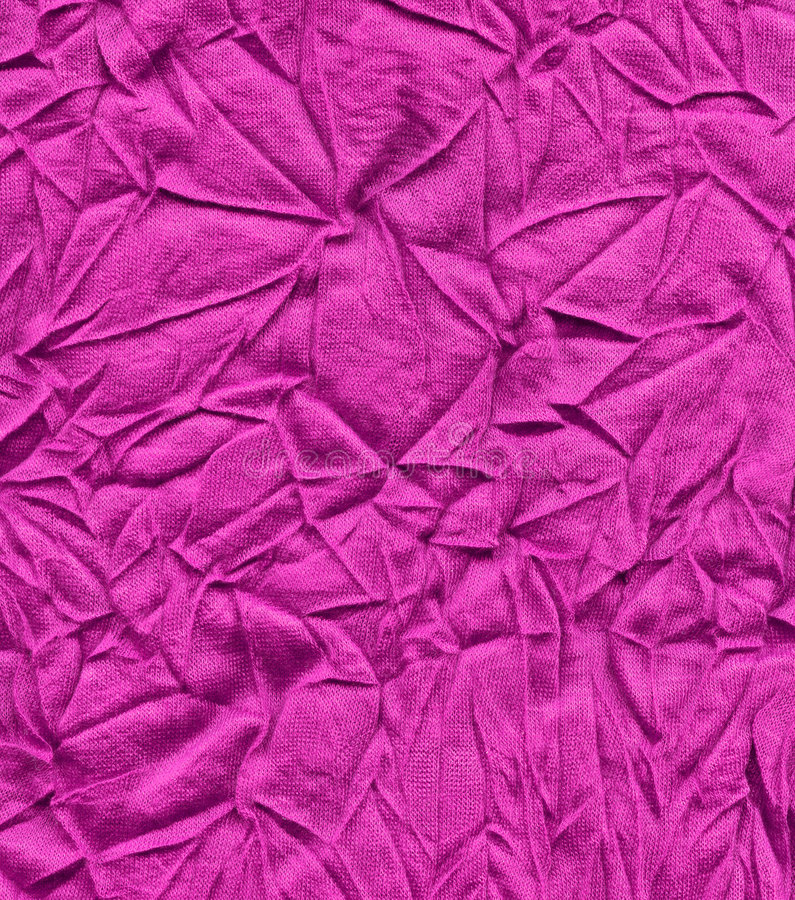 Purple fabric abstract stock images