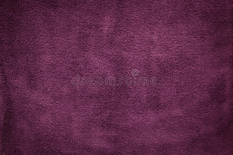 Purple Fabric Background stock images