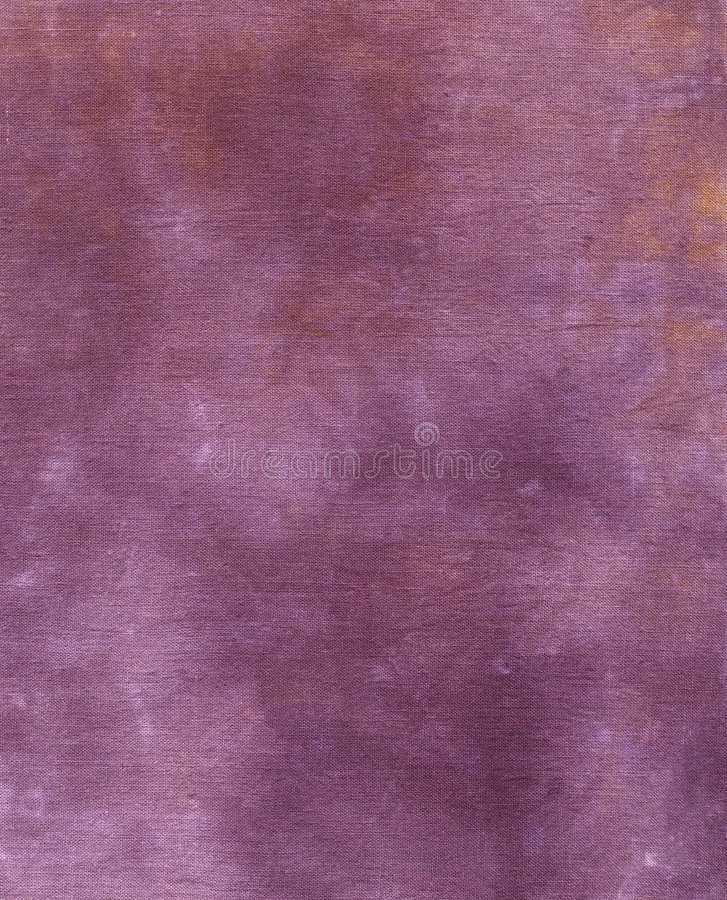 Purple Fabric - Stained and Aged stock photo