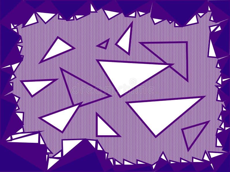 Purple fantasy. royalty free stock image