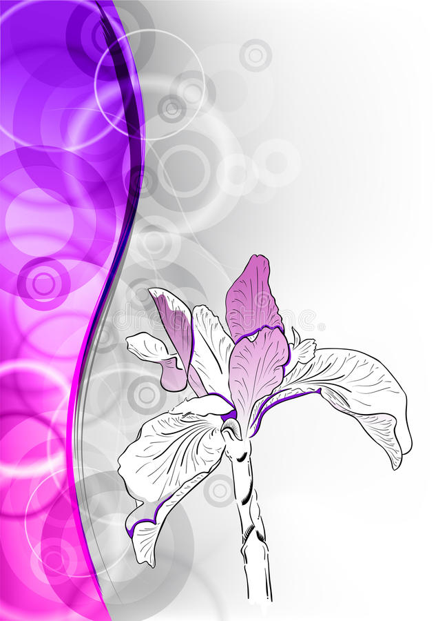 Download Purple Flower Stock Image - Image: 19730641
