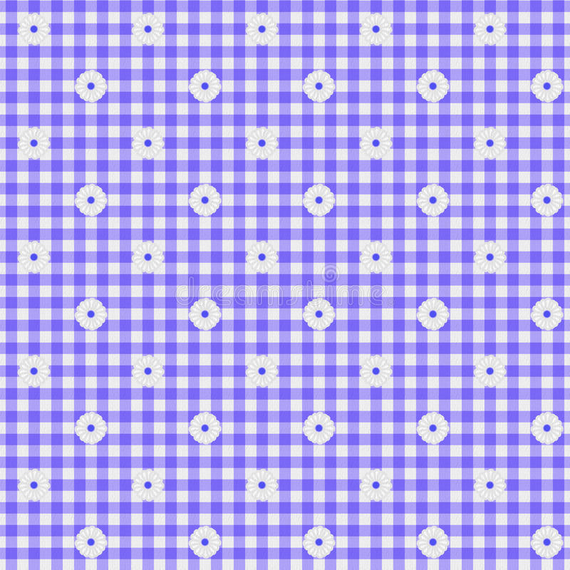 Download Purple Gingham Fabric Background Royalty Free Stock Photo - Image: 25732525