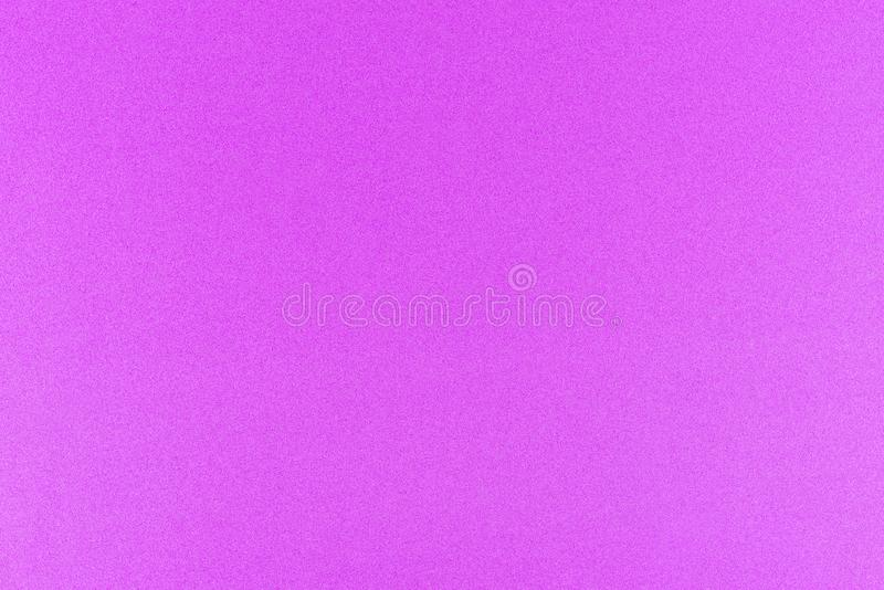 Purple gradient color with texture from real foam sponge paper for background, backdrop or design. stock photography