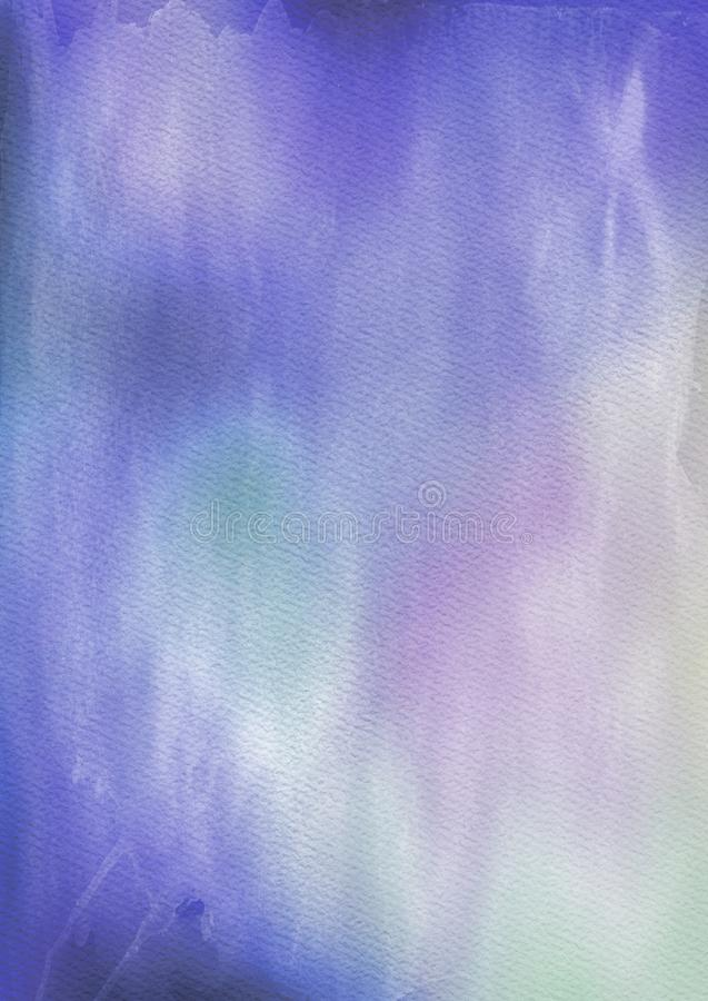 Purple and Grey Watercolor Texture Image royalty free stock photo