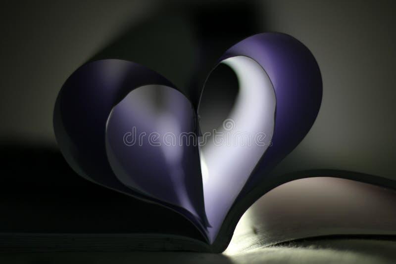 Purple Heart imagem de stock royalty free