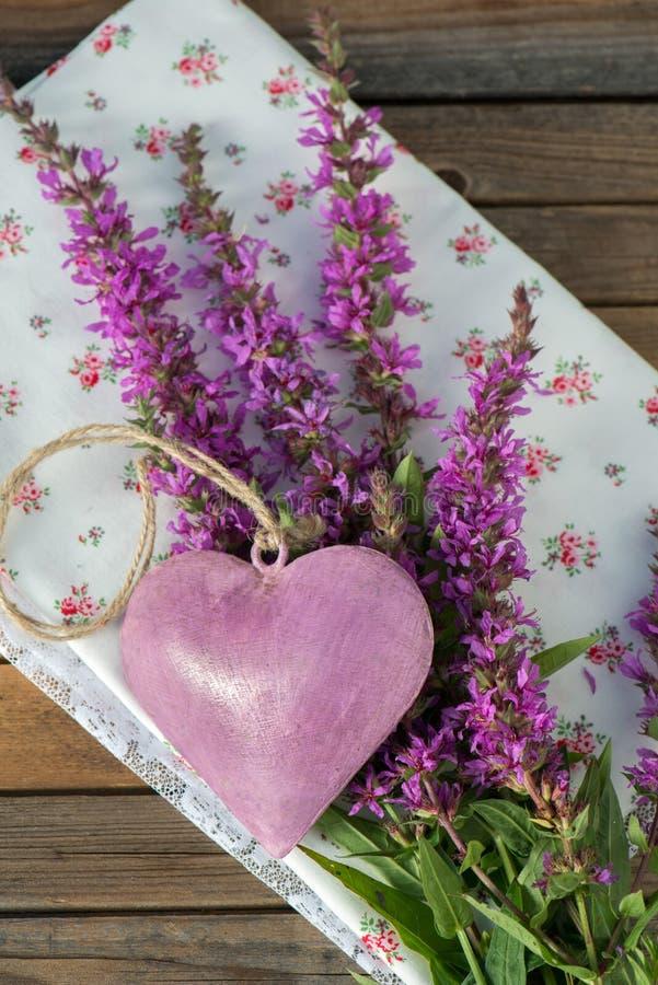 Purple Heart Stock Image