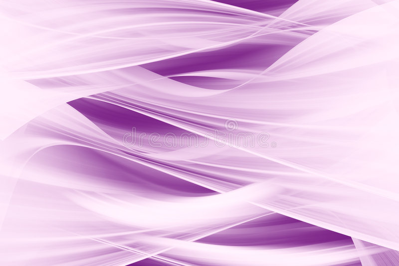 Purple heave. Soft and delicate purple digital illustration vector illustration